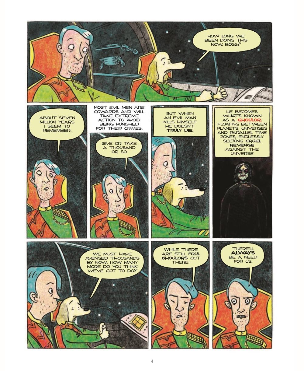 Rivers_TPB_pr-4 ComicList Previews: RIVERS GN