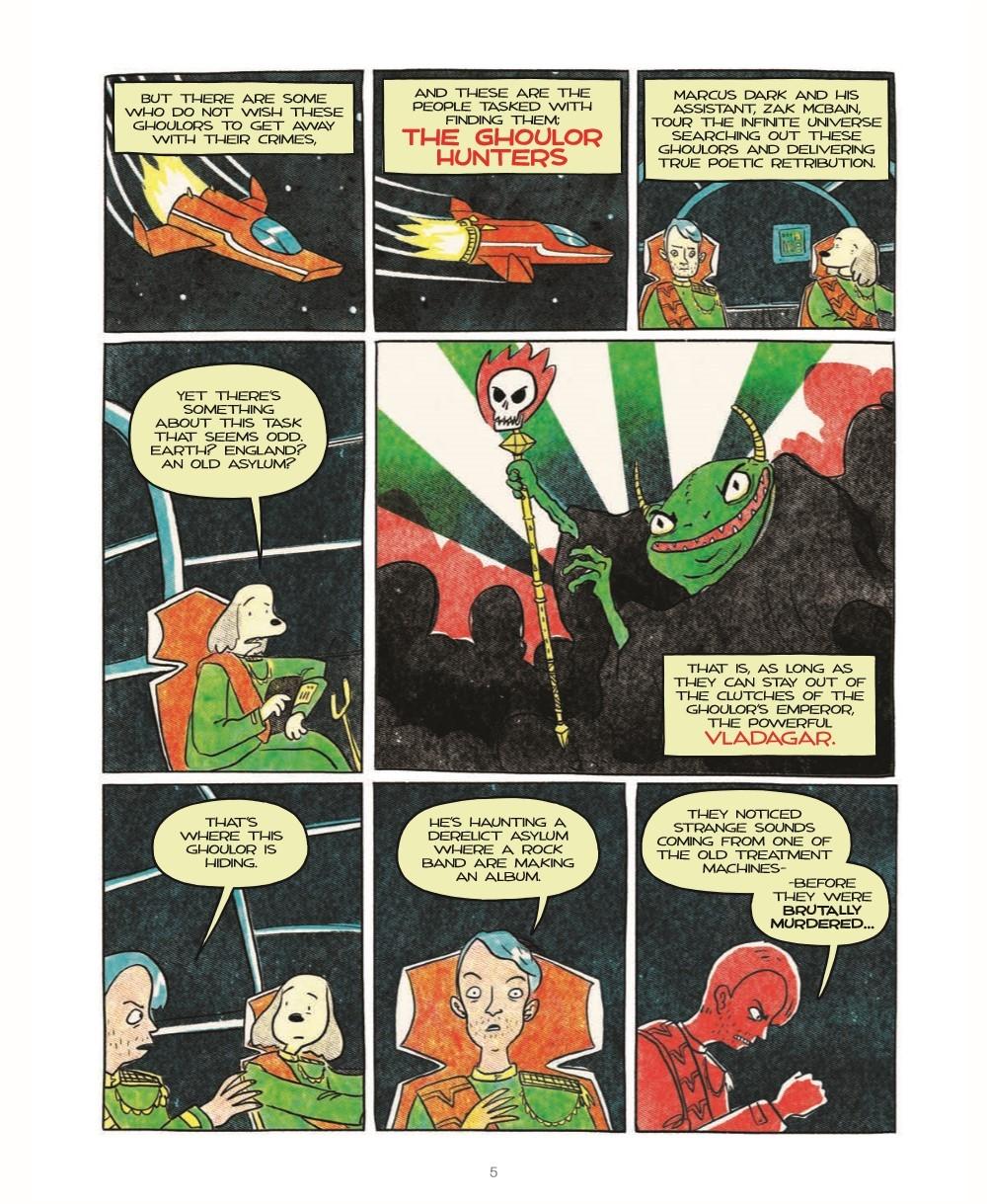 Rivers_TPB_pr-5 ComicList Previews: RIVERS GN