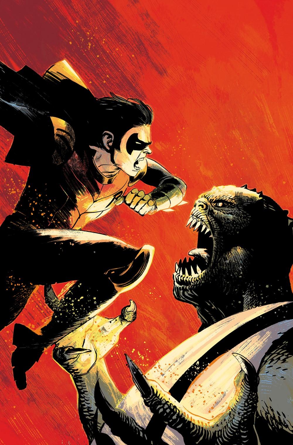 Robin_Batman_Cv3_var DC Comics December 2021 Solicitations