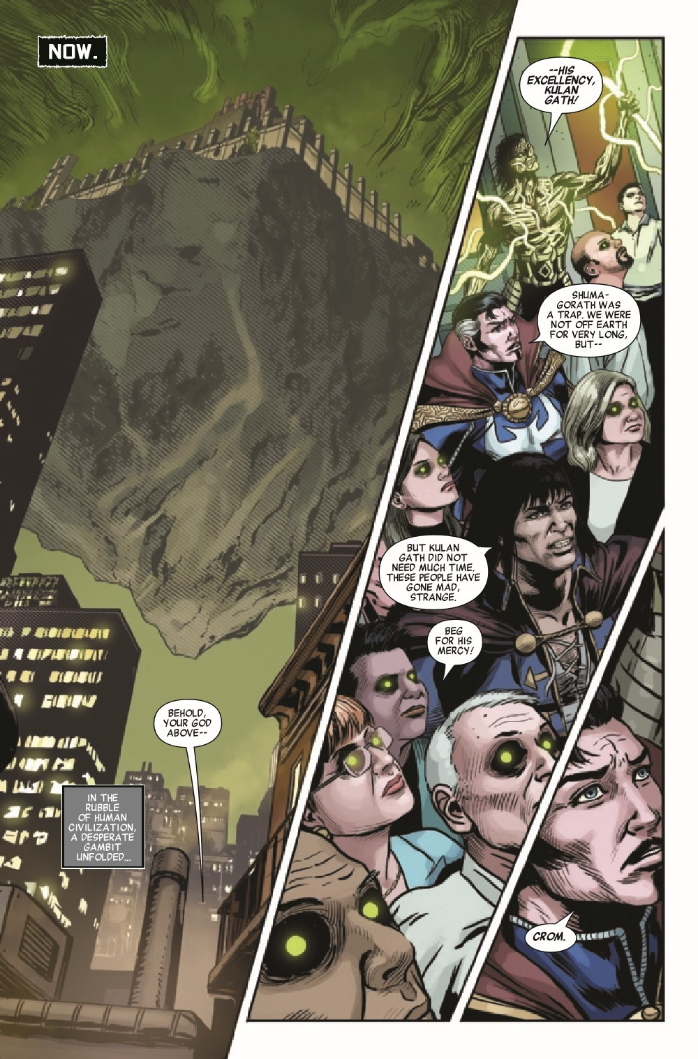 SAVAVEN2019024_Preview-3 ComicList Previews: SAVAGE AVENGERS #24