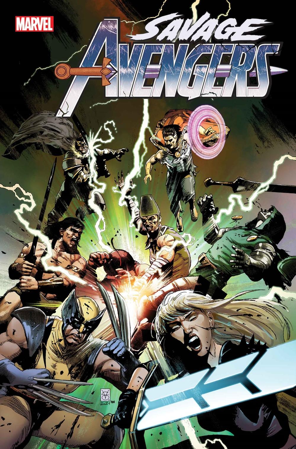 SAVAVEN2019027_Cov Marvel Comics December 2021 Solicitations