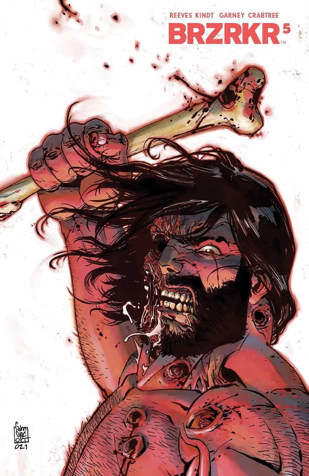 STL196993 ComicList: BOOM! Studios New Releases for 09/29/2021