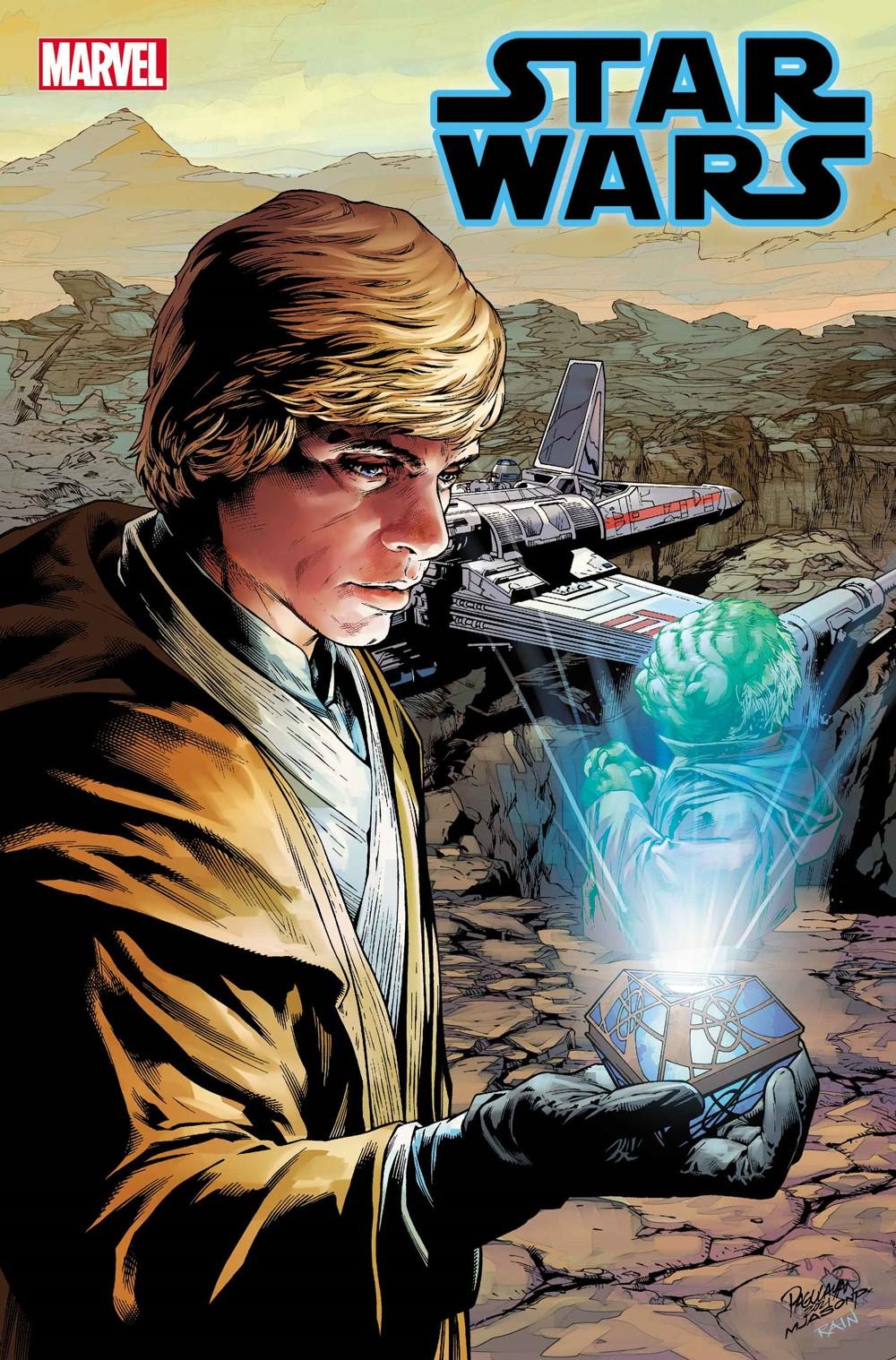 STWARS020COVER_COL Marvel Comics December 2021 Solicitations