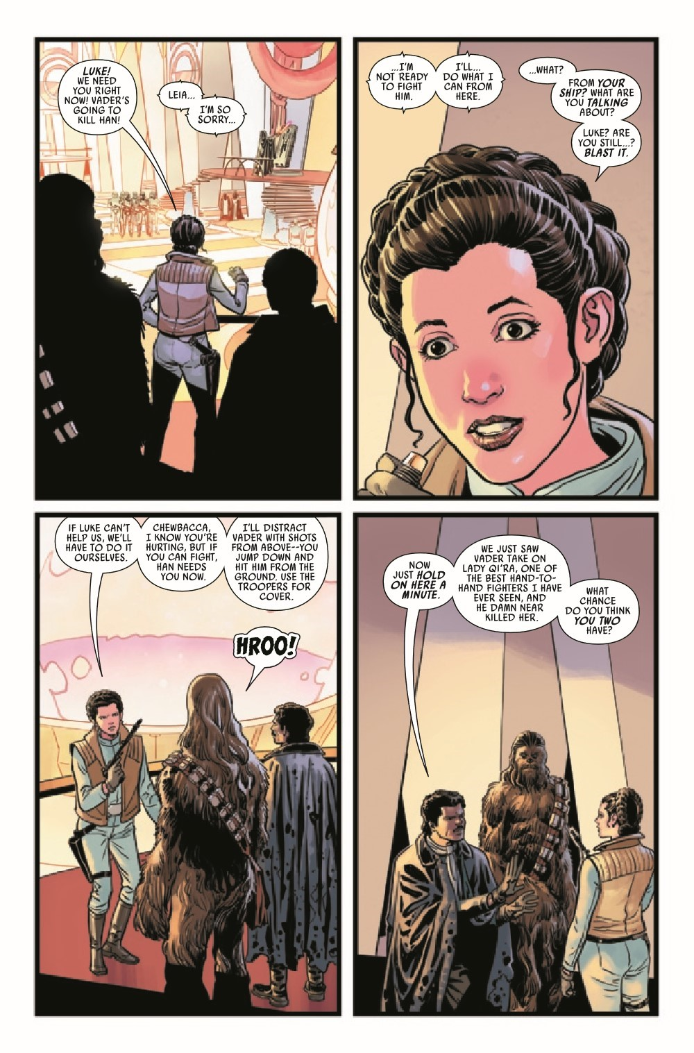 STWWAROTBH2021004_Preview-3 ComicList Previews: STAR WARS WAR OF THE BOUNTY HUNTERS #4 (OF 5)