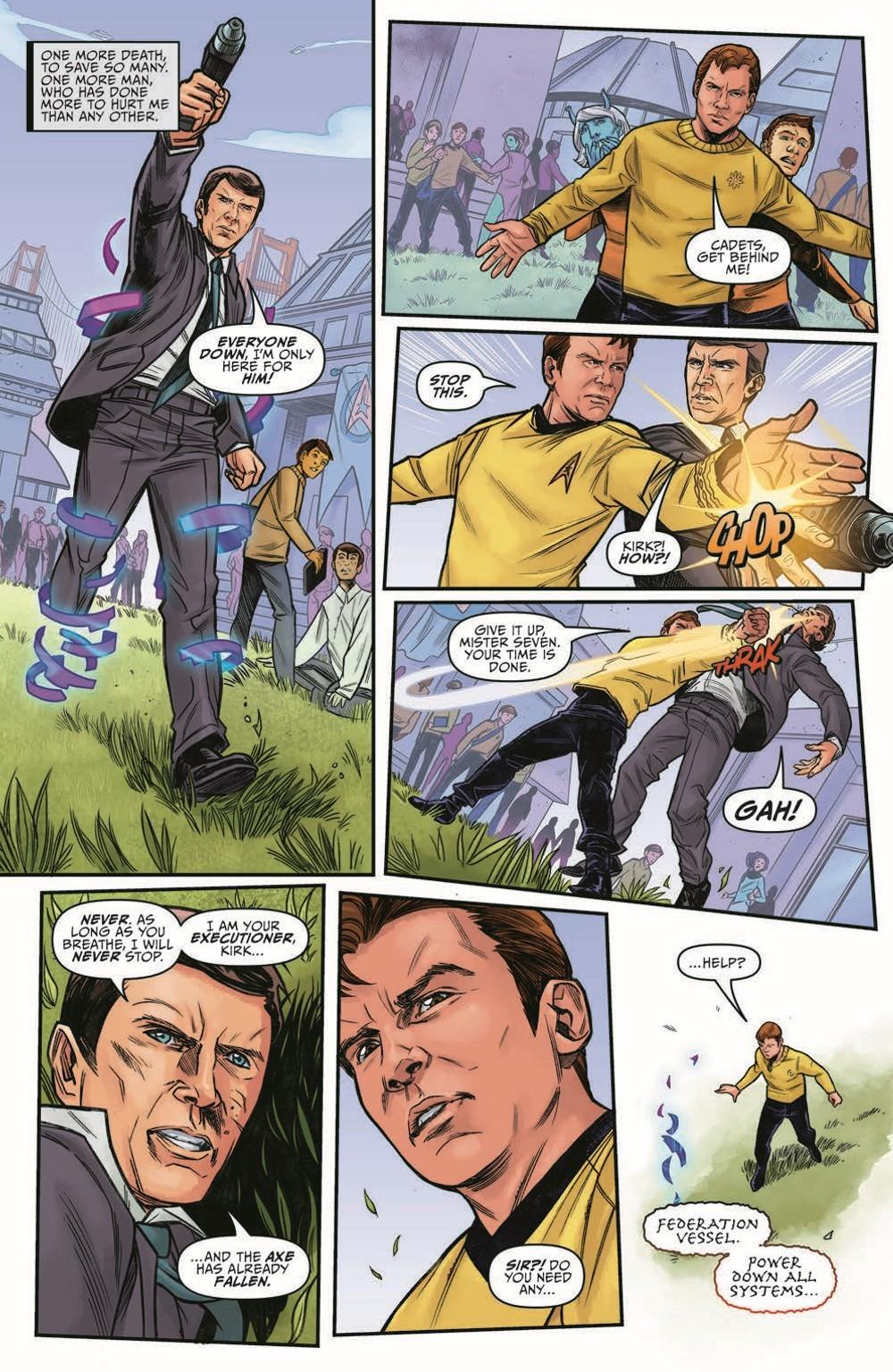 ST_YearFive24-pr-5 ComicList Previews: STAR TREK YEAR FIVE #24