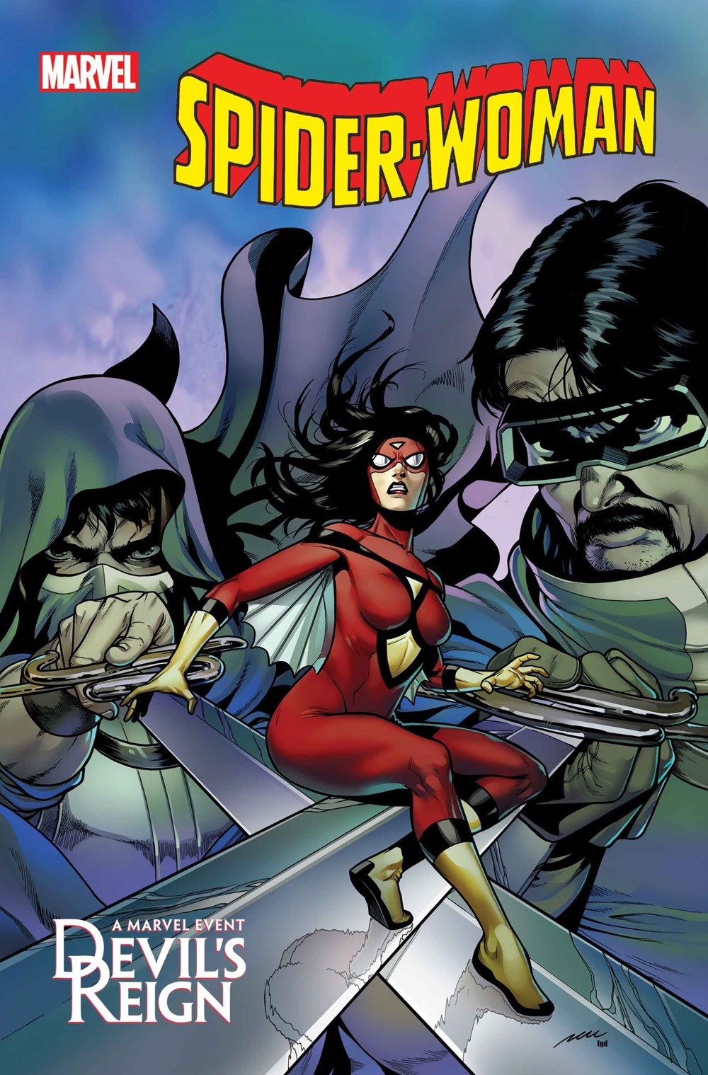 SWOMAN2020018_Perez_var Marvel Comics December 2021 Solicitations