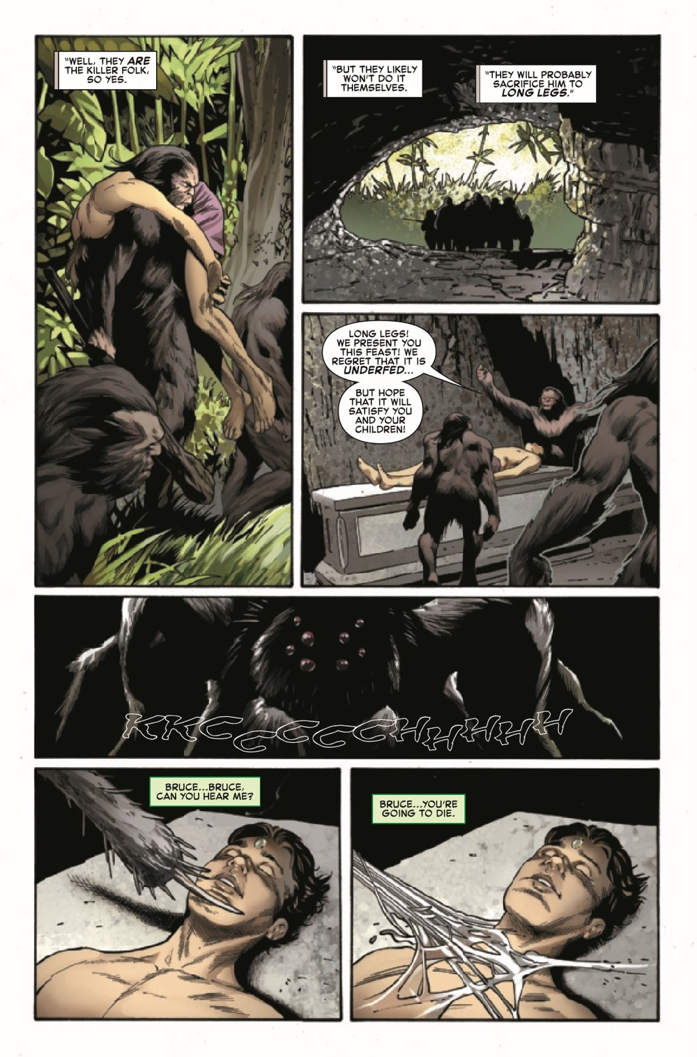 SYMBIOTESMCR2021003_Preview-4 ComicList Previews: SYMBIOTE SPIDER-MAN CROSSROADS #3 (OF 5)