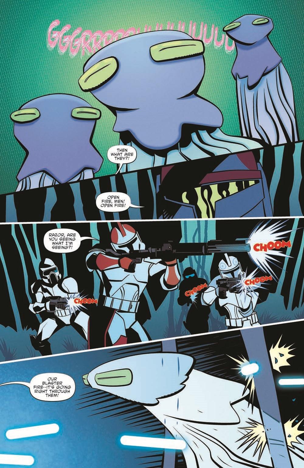 StarWarsAdv09-pr-7 ComicList Previews: STAR WARS ADVENTURES VOLUME 2 #9