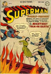 Superman-76-208x300 Comic Trends & Oddballs: Golden Age Goodness