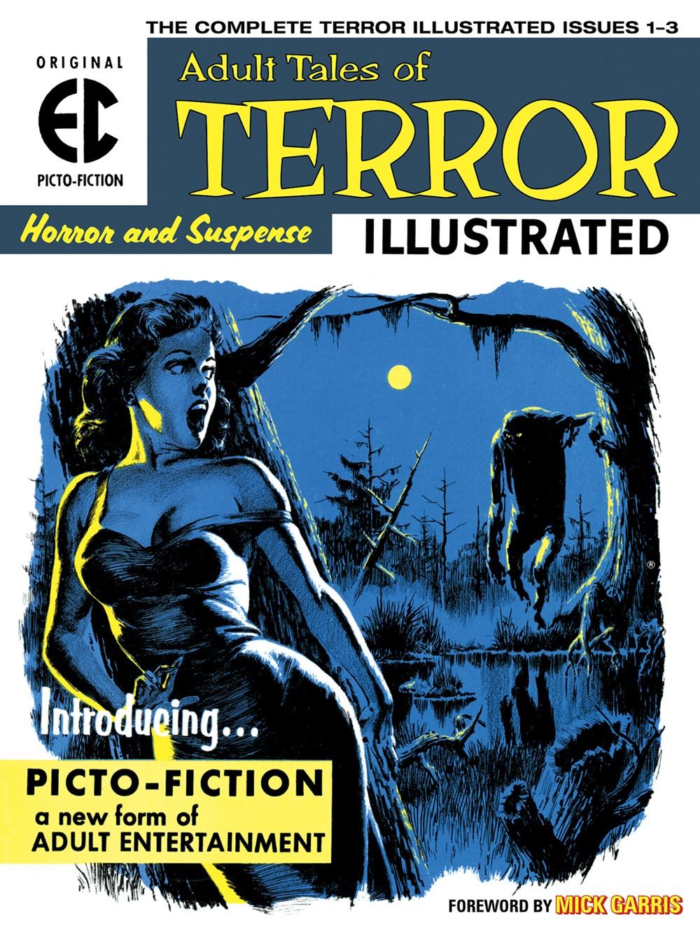 TERIL_CVR_4x6_SOL Dark Horse Comics December 2021 Solicitations