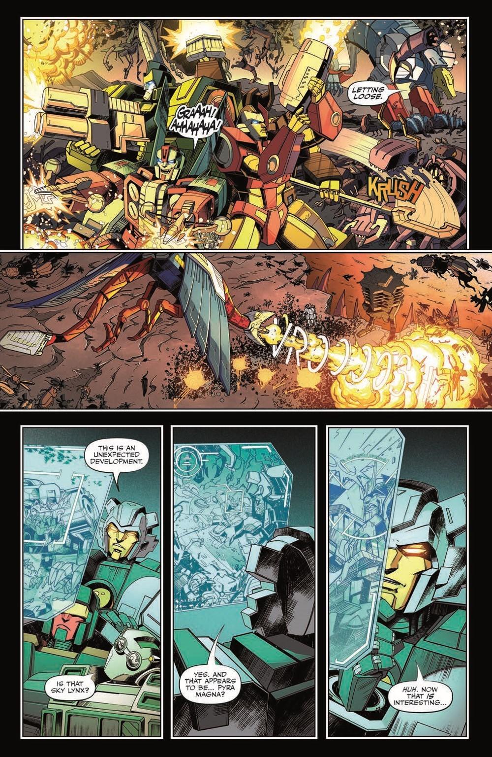 TF35-pr-5 ComicList Previews: TRANSFORMERS #35