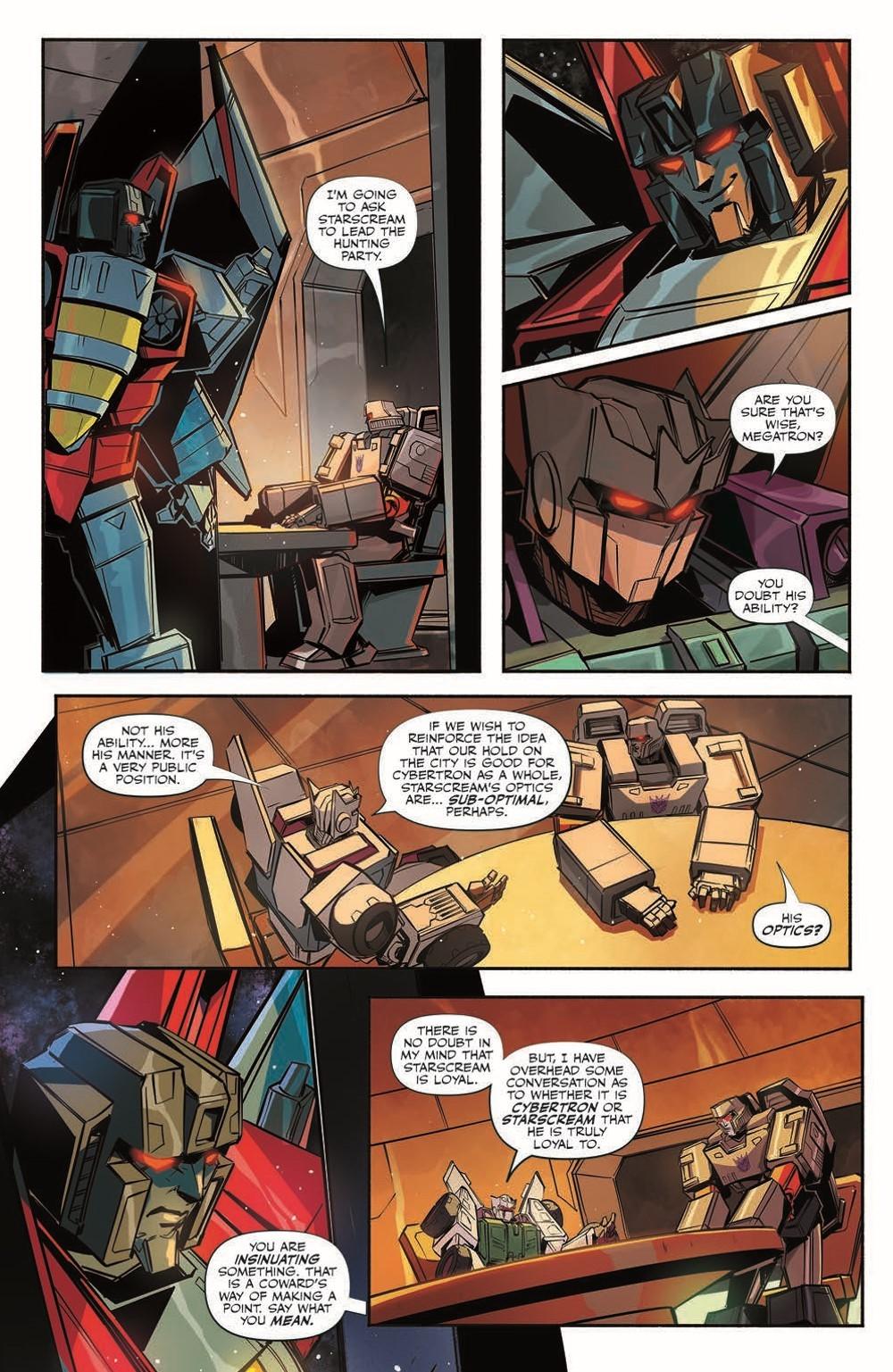 TFHalloween2021_pr-4 ComicList Previews: TRANSFORMERS HALLOWEEN SPECIAL #1