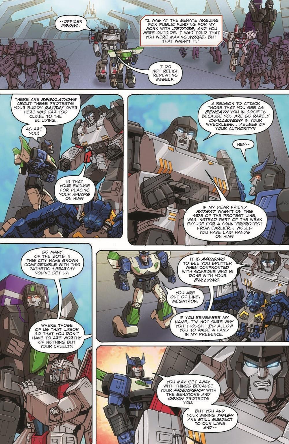TF_ShatGlass02-pr-7 ComicList Previews: TRANSFORMERS SHATTERED GLASS #2 (OF 5)