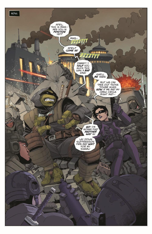 TMNT-LastRonin04_pr-3 ComicList Previews: TEENAGE MUTANT NINJA TURTLES THE LAST RONIN #4 (OF 5)