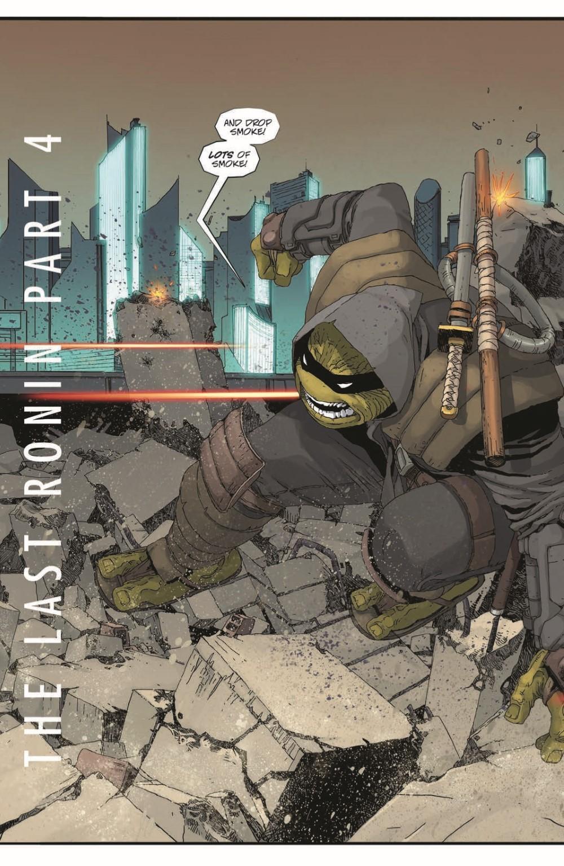TMNT-LastRonin04_pr-4 ComicList Previews: TEENAGE MUTANT NINJA TURTLES THE LAST RONIN #4 (OF 5)