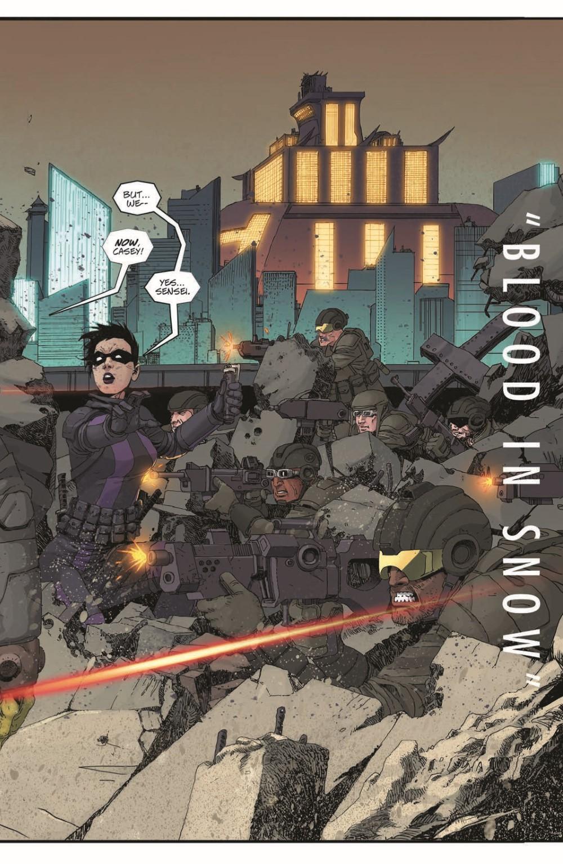 TMNT-LastRonin04_pr-5 ComicList Previews: TEENAGE MUTANT NINJA TURTLES THE LAST RONIN #4 (OF 5)