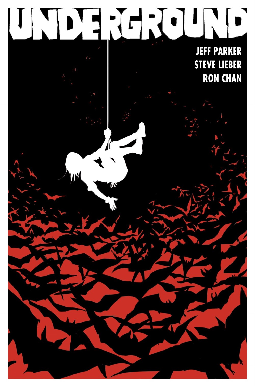 UNDERGROUND-REFERENCE-001 ComicList: Oni Press New Releases for 09/29/2021