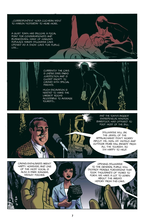 UNDERGROUND-REFERENCE-008 ComicList Previews: UNDERGROUND TP