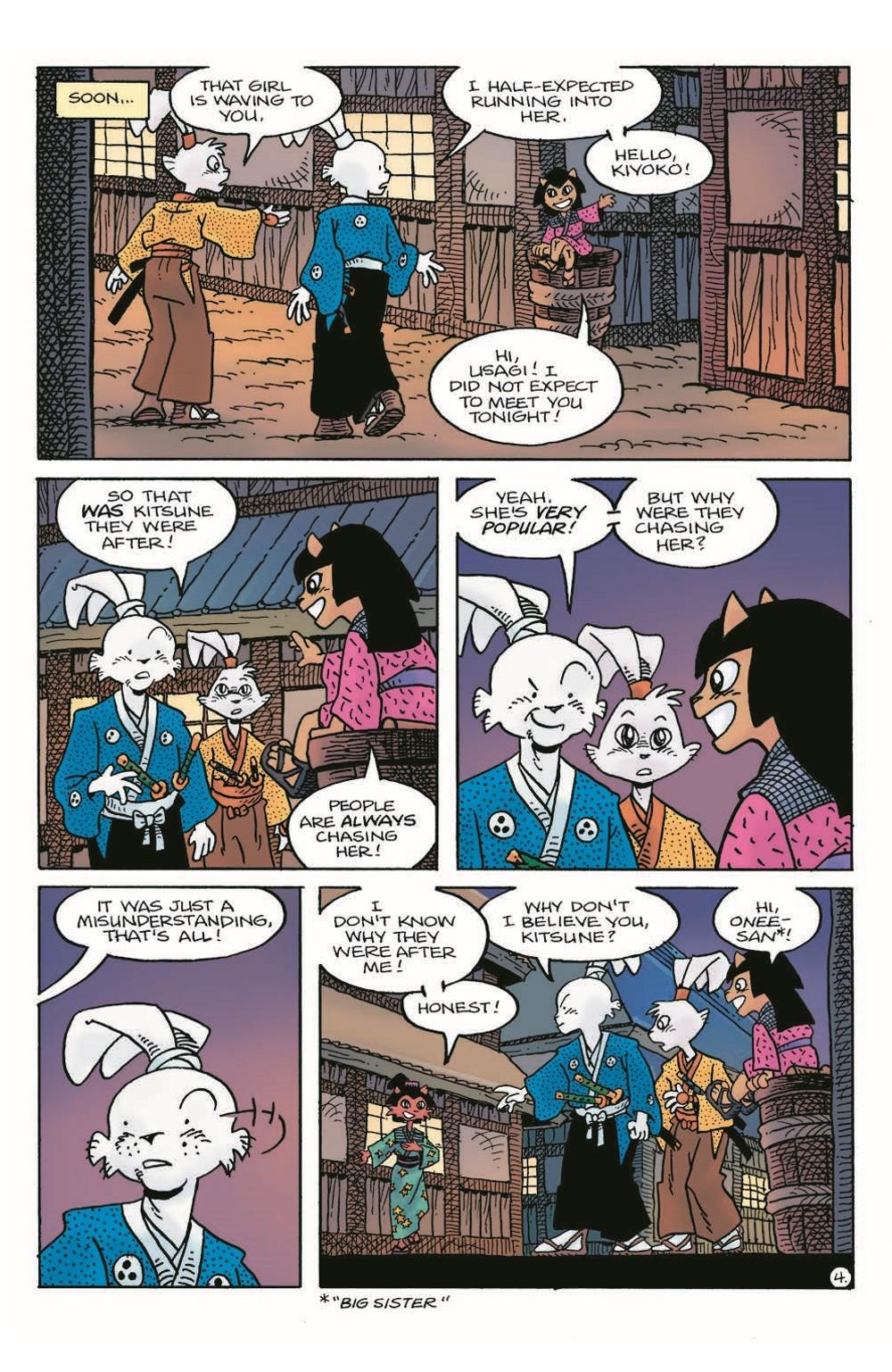 Usagi22_pr-6 ComicList Previews: USAGI YOJIMBO #22