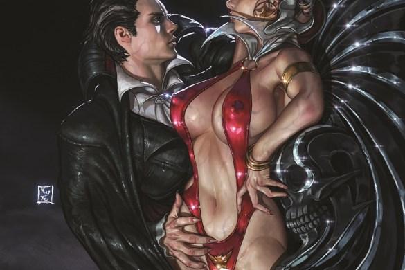 VampiUnholy-01-01041-D-Eom Love is in the air in Christopher Priest's VAMPIRELLA/DRACULA: UNHOLY