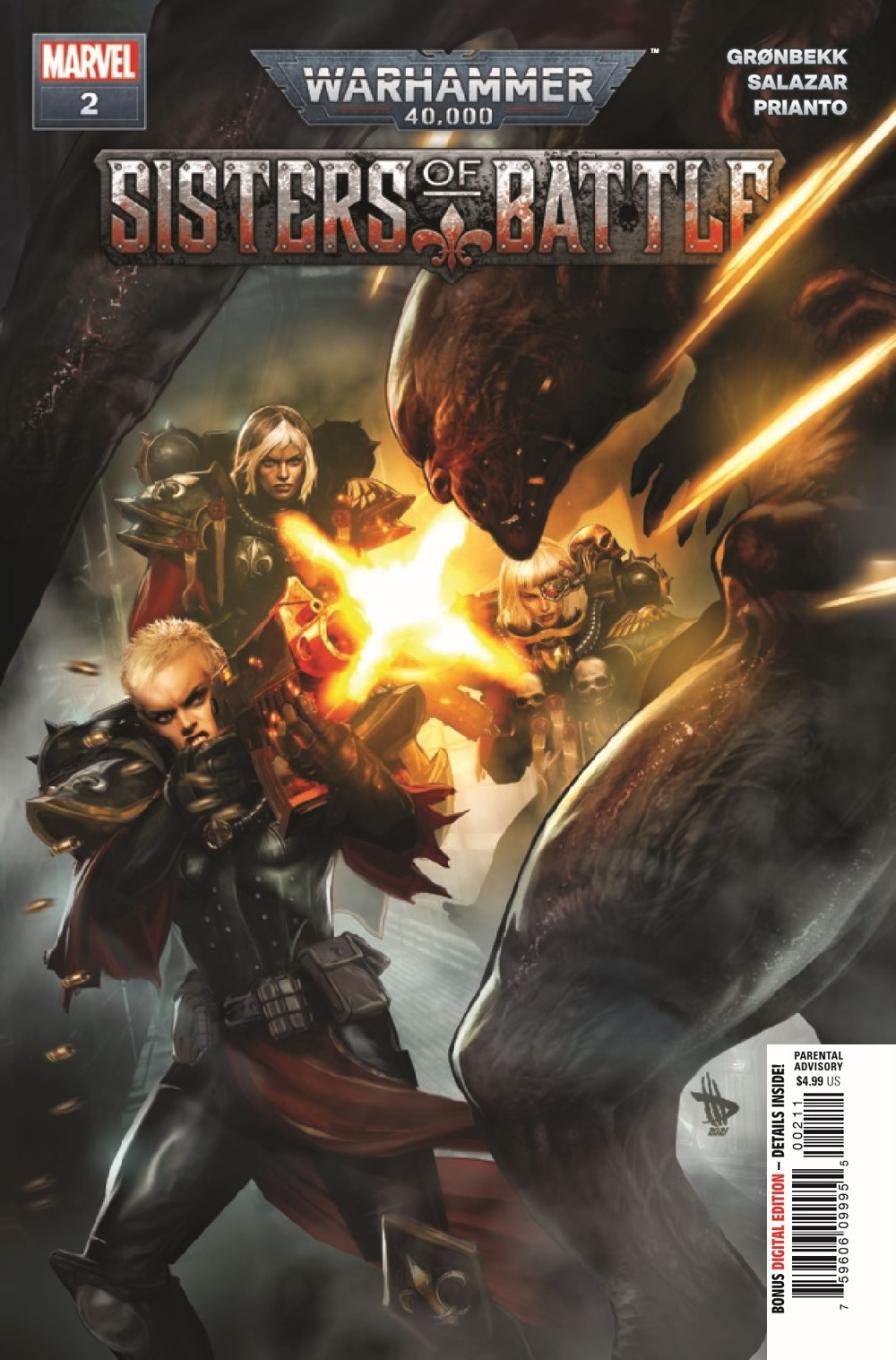 WARHAMMERSOB2021002_Preview-1 ComicList Previews: WARHAMMER 40000 SISTERS OF BATTLE #2 (OF 5)