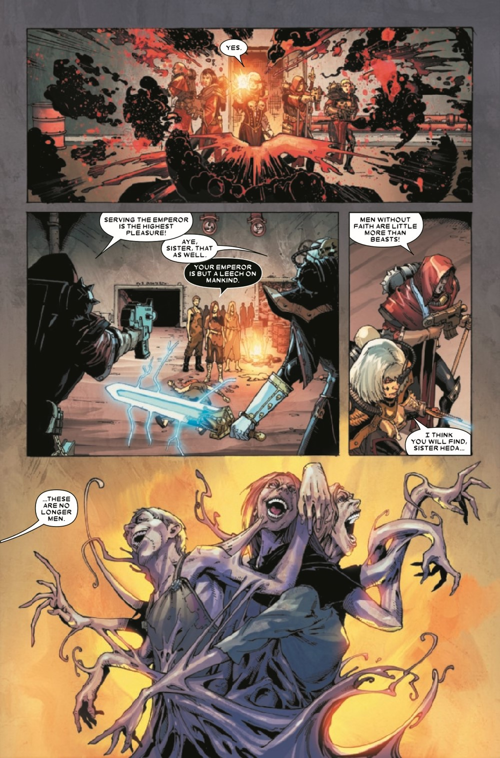 WARHAMMERSOB2021002_Preview-6 ComicList Previews: WARHAMMER 40000 SISTERS OF BATTLE #2 (OF 5)
