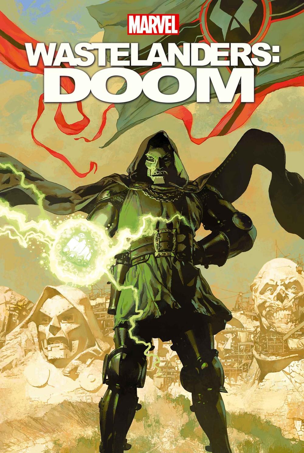 WASTELDOOM2021001-1 Marvel Comics December 2021 Solicitations