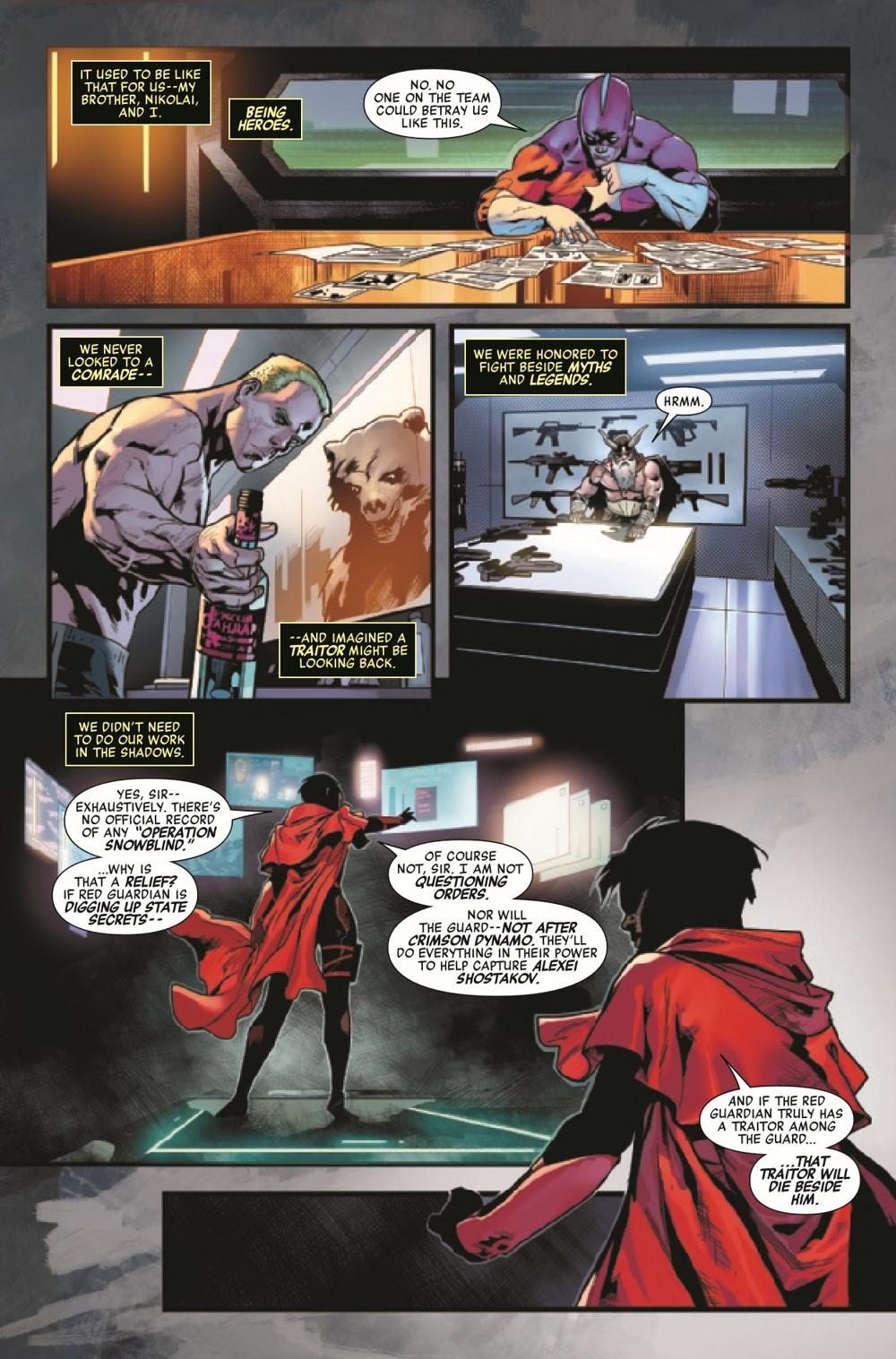 WINTERG2021002_Preview-4 ComicList Previews: WINTER GUARD #2 (OF 4)