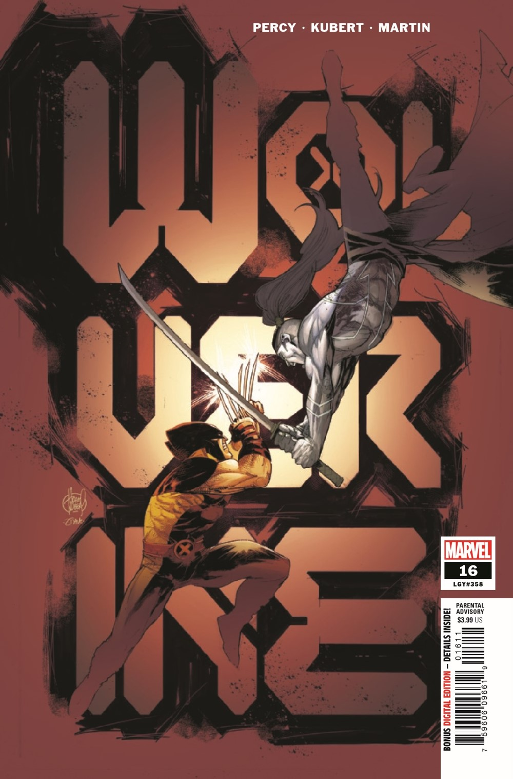 WOLV2020016_Preview-1 ComicList Previews: WOLVERINE #16