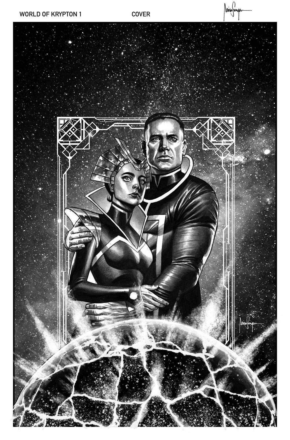 WRLDOK_Cv1 DC Comics December 2021 Solicitations