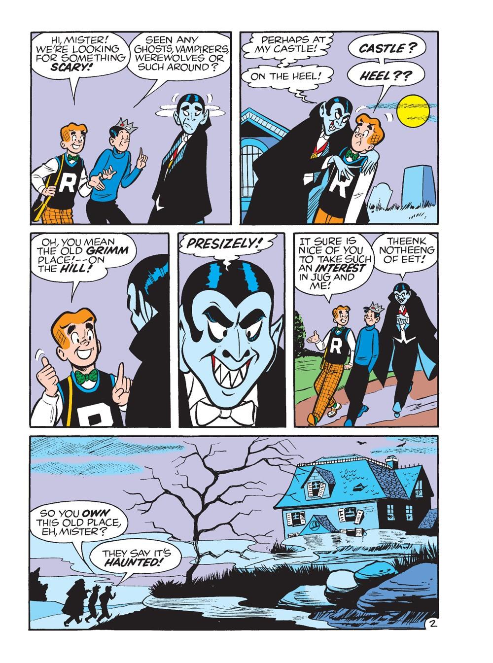 WorldOfArchieJumboComicsDigest_113-63 ComicList Previews: WORLD OF ARCHIE JUMBO COMICS DIGEST #113