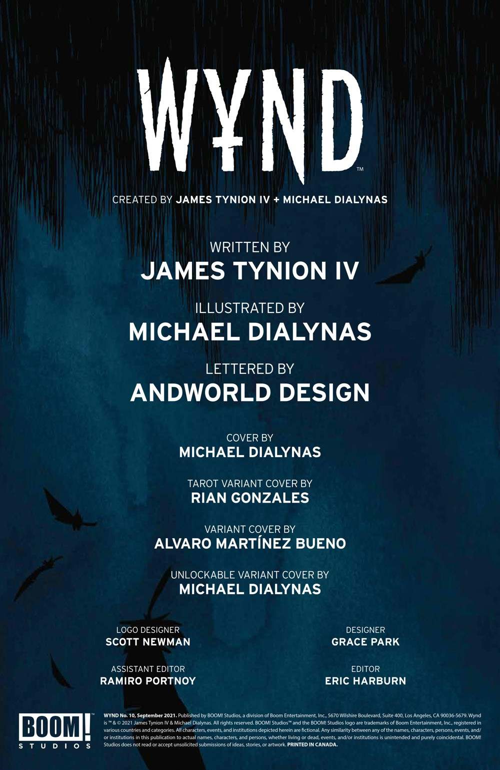 Wynd_010_PRESS_2 ComicList Previews: WYND #10