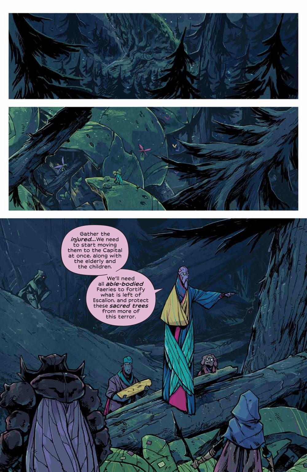 Wynd_010_PRESS_3 ComicList Previews: WYND #10