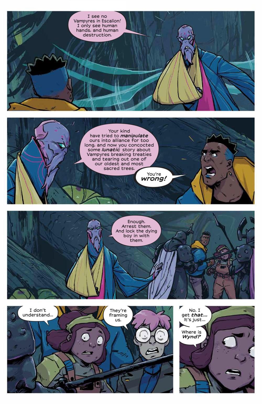 Wynd_010_PRESS_6 ComicList Previews: WYND #10