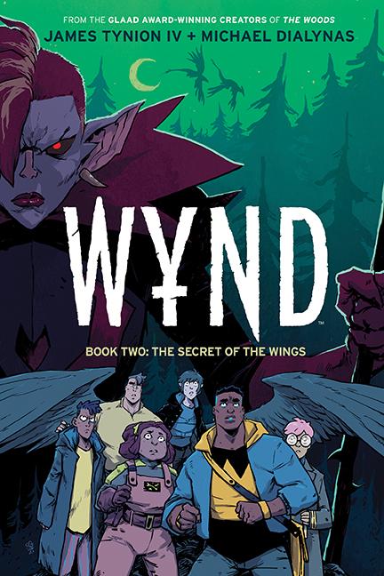 Wynd_v2_HC_Cover BOOM! Studios December 2021 Solicitations