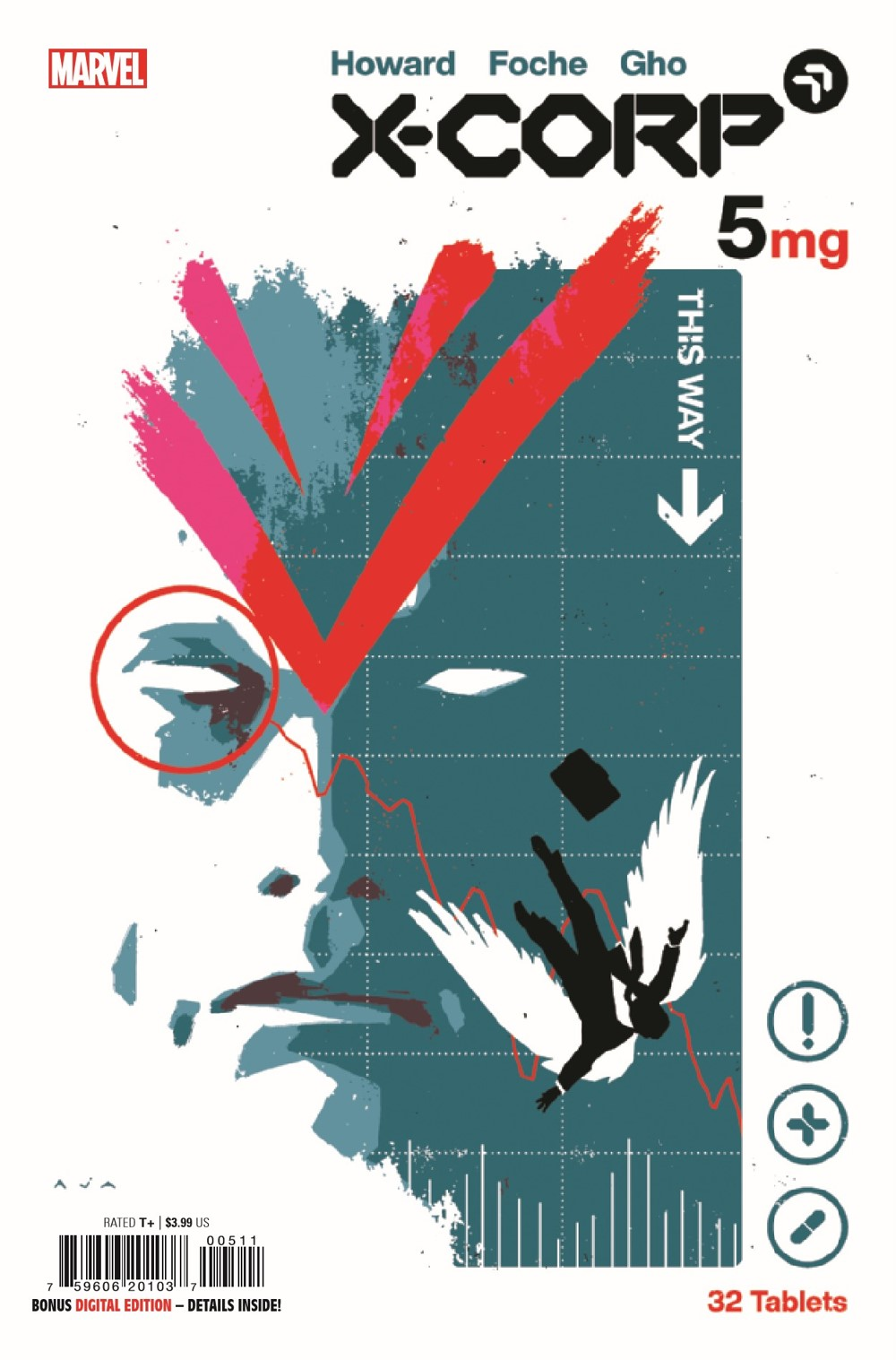 XCORP2021005_Preview-1 ComicList Previews: X-CORP #5
