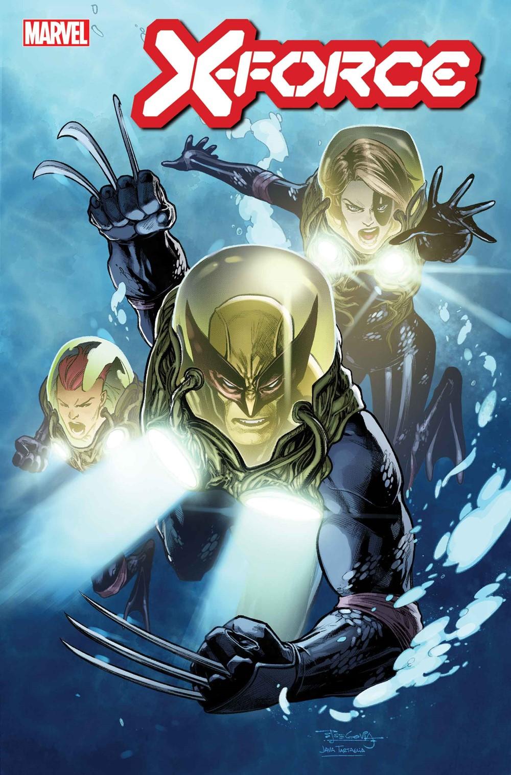 XFORCE2019026_Segovia_var Marvel Comics December 2021 Solicitations