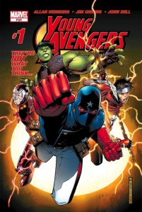 Young_Avengers_Vol_1_1-201x300 Don't Miss Out On Young Avengers #1