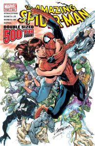 asm-500-195x300 A Strange History: Dr. Strange and Spider-Man Comic Team-Ups