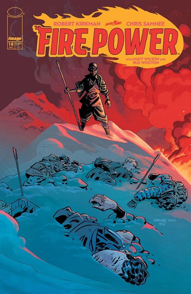 firepower_18 Image Comics December 2021 Solicitations