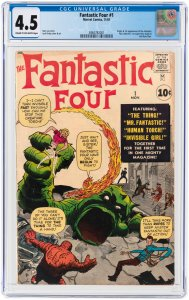 image-12-189x300 Goldin's First Comic Auction & AF #15 Breaks the Record!