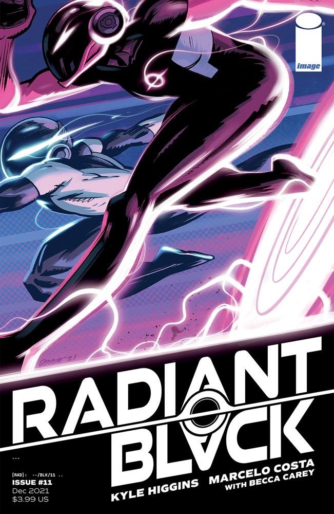 radiantblack11a Image Comics December 2021 Solicitations