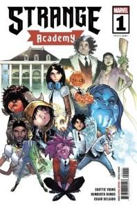 strange-academy-1-198x300 Strange Academy #1 - An Obvious Buy.
