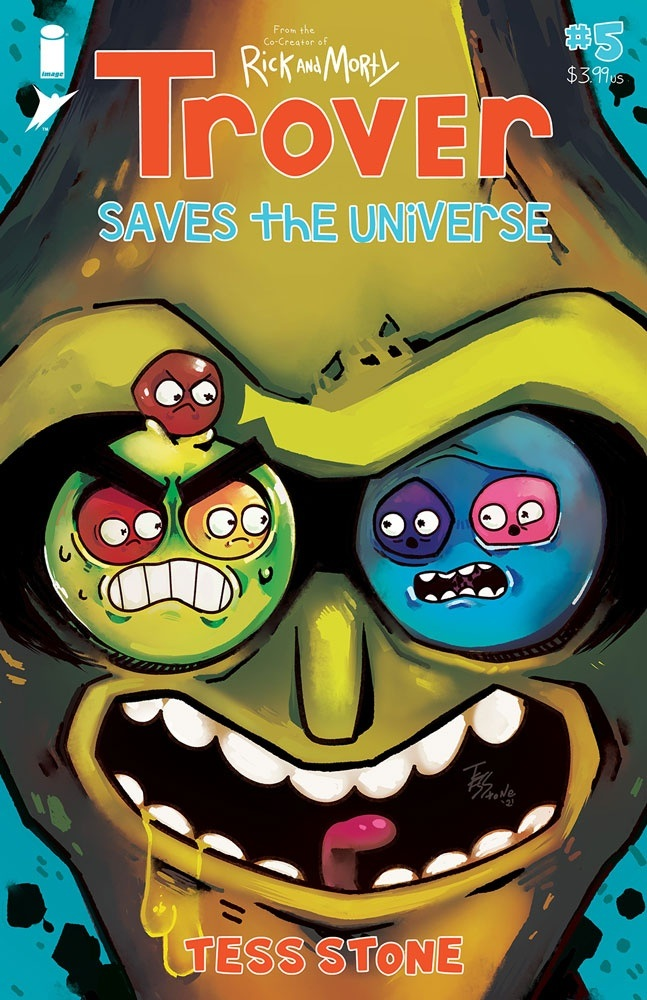 trover05 Image Comics December 2021 Solicitations