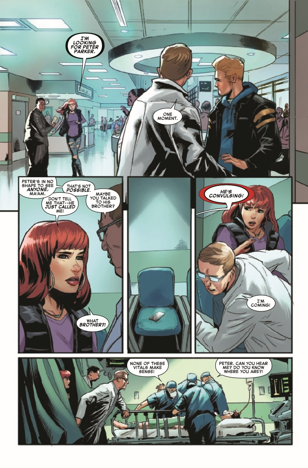 ASM2018076_Preview-5 ComicList Previews: AMAZING SPIDER-MAN #76