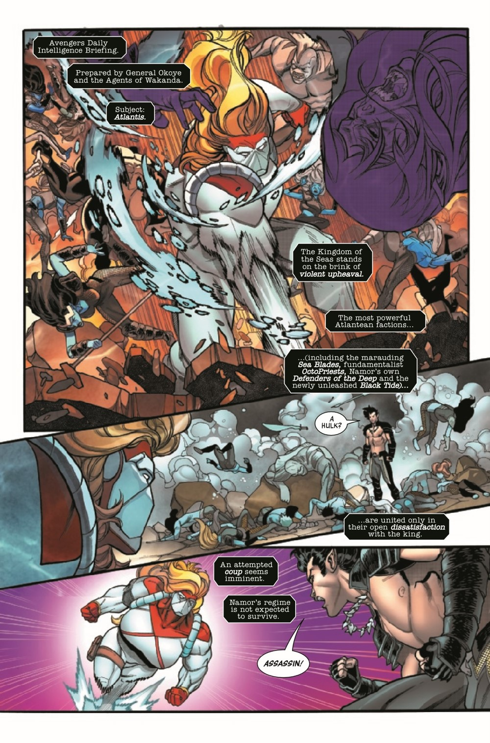AVEN2018049_Preview-6 ComicList Previews: AVENGERS #49