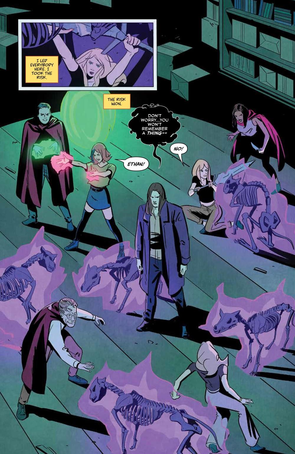 Buffy_030_PRESS_4 ComicList Previews: BUFFY THE VAMPIRE SLAYER #30