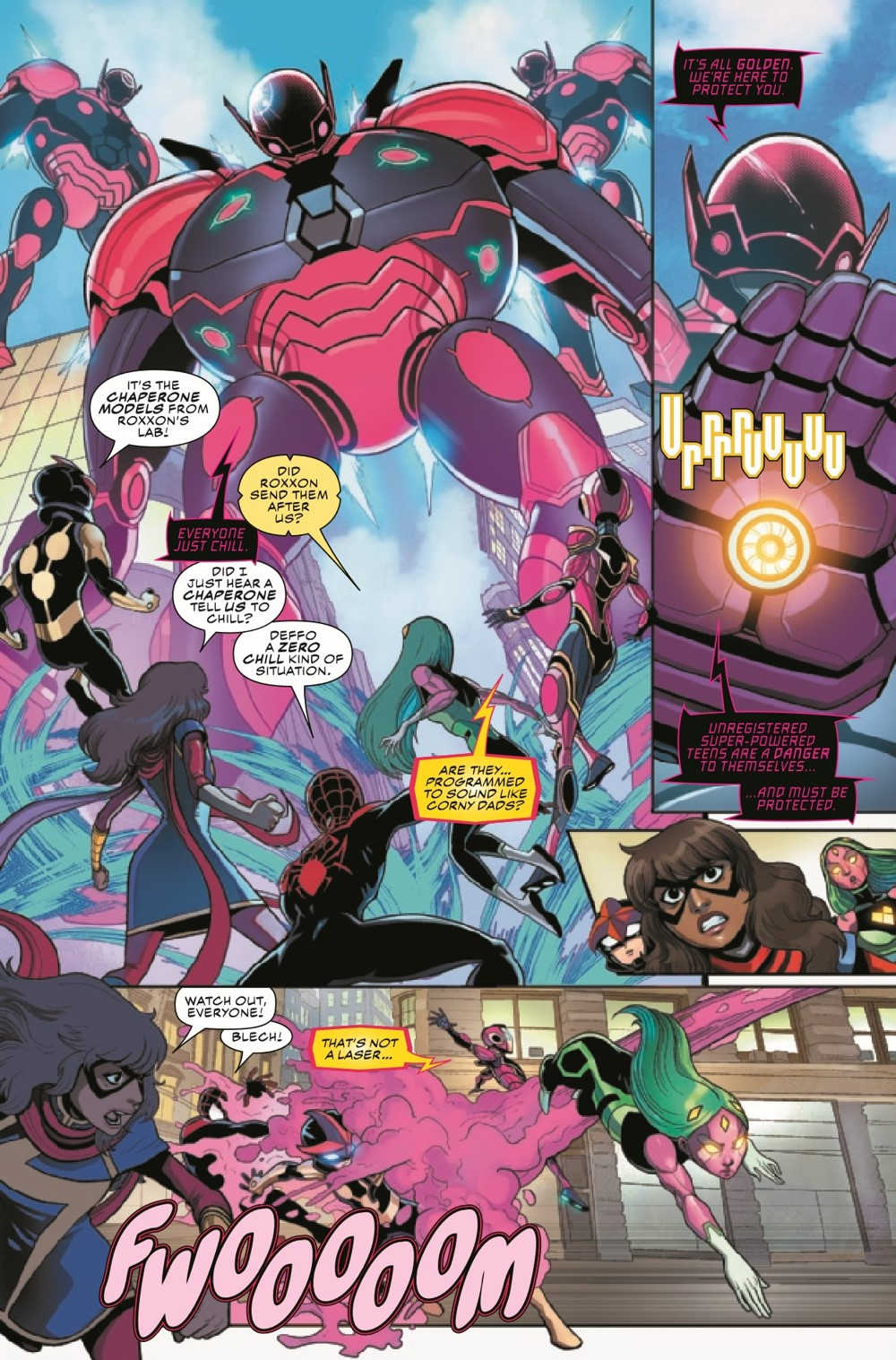 CHAMP2020010_Preview-4 ComicList Previews: CHAMPIONS #10