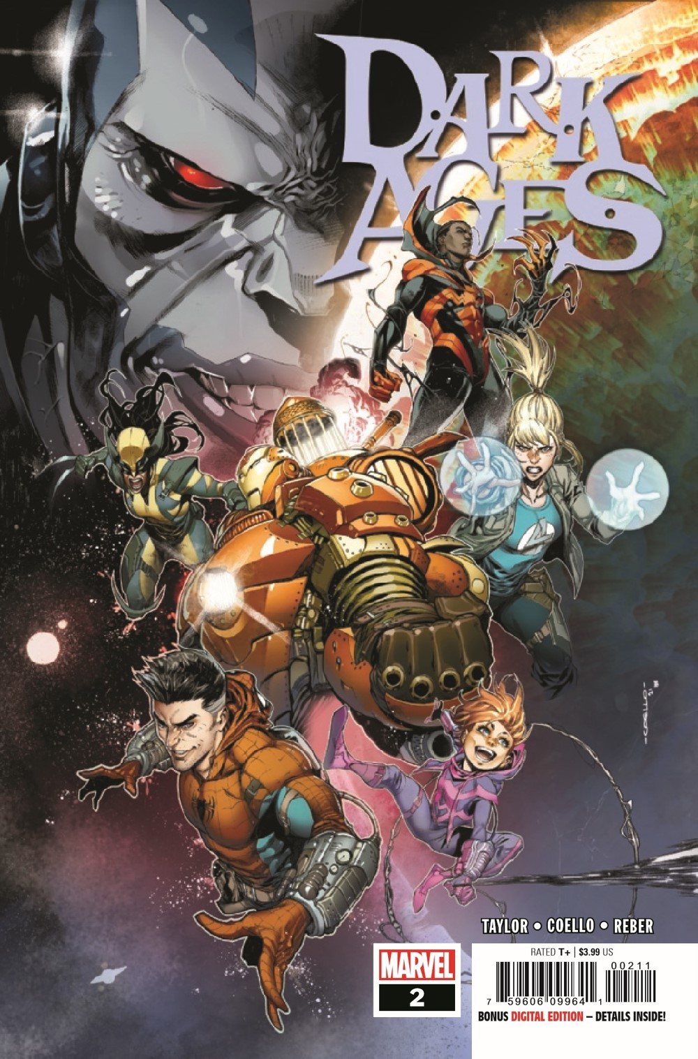 DARKAGES2021002_Preview-1 ComicList Previews: DARK AGES #2 (OF 6)