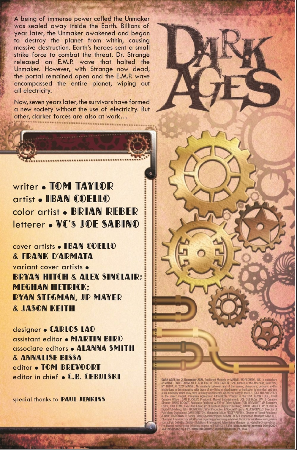 DARKAGES2021002_Preview-2 ComicList Previews: DARK AGES #2 (OF 6)